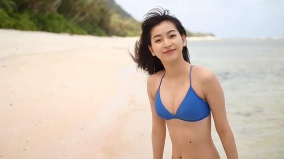 植村あかり 写真集メイキング動画の水着姿キャプ 画像30枚 4
