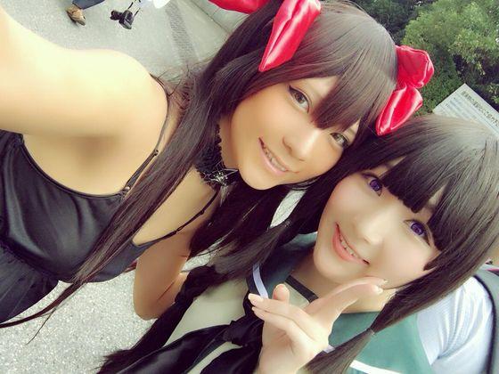 唄汰音おれぱ ワンフェス2016の透けパンコスプレ 画像14枚 1