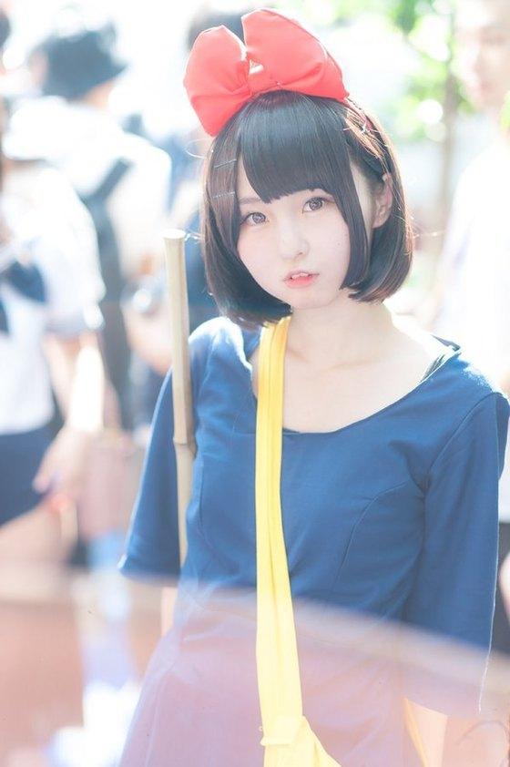 六弥はるき 夏のコミケC90のNARUTOコスプレ巨乳の谷間 画像41枚 8