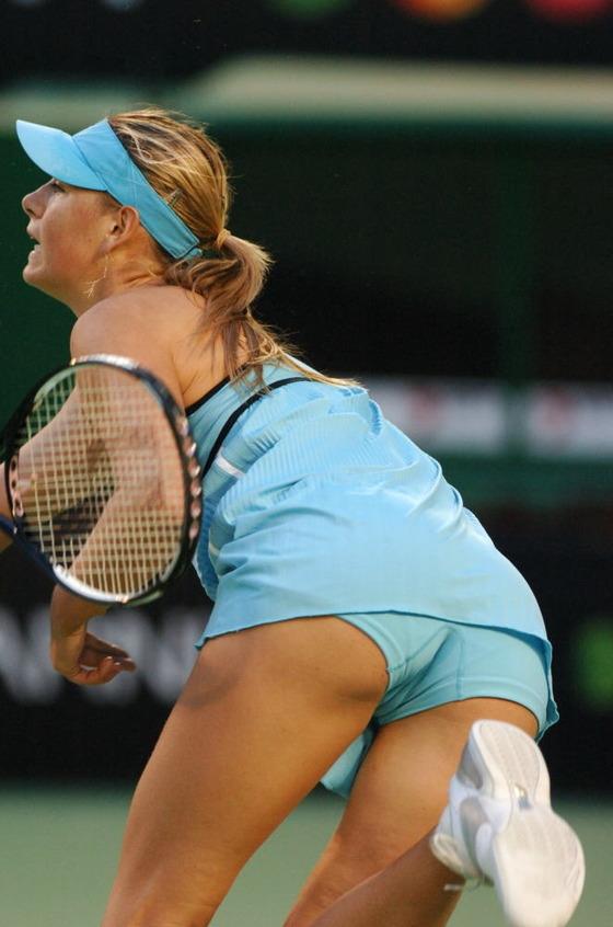 女子テニス選手の透けパンやお尻の食い込みをキャッチ 画像43枚 23