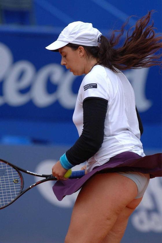 女子テニス選手の透けパンやお尻の食い込みをキャッチ 画像43枚 28