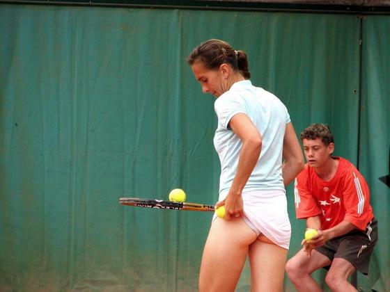 女子テニス選手の透けパンやお尻の食い込みをキャッチ 画像43枚 30