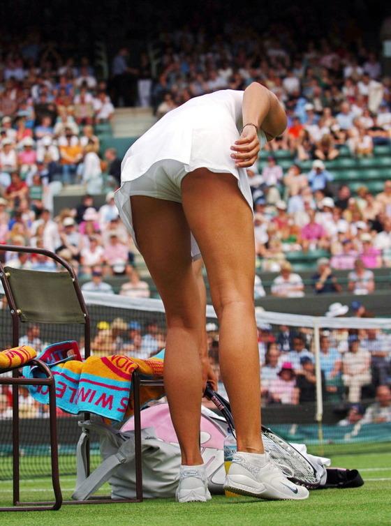女子テニス選手の透けパンやお尻の食い込みをキャッチ 画像43枚 33