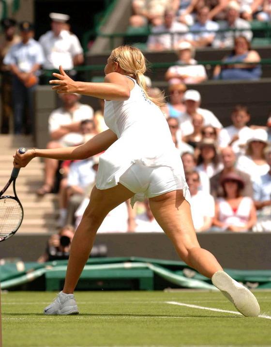 女子テニス選手の透けパンやお尻の食い込みをキャッチ 画像43枚 42