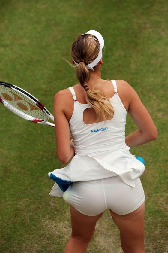 女子テニス選手の透けパンやお尻の食い込みをキャッチ 画像43枚 9