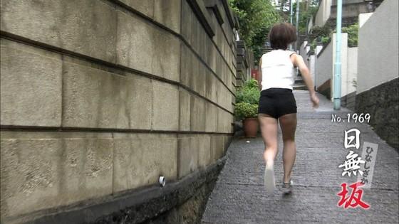 忍野さら 全力坂のGカップ着衣巨乳&ムチムチ太ももキャプ 画像28枚 12