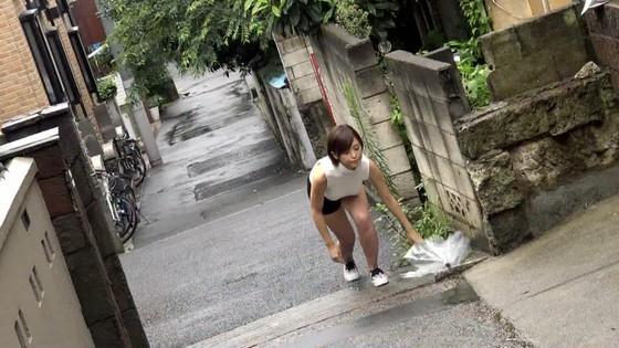 忍野さら 全力坂のGカップ着衣巨乳&ムチムチ太ももキャプ 画像28枚 8