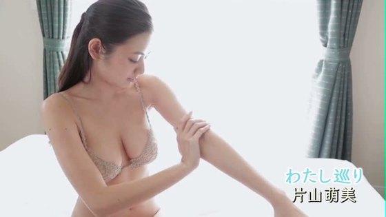 片山萌美 ヤングジャンプの写真集先行Gカップ手ブラグラビア 画像47枚 29