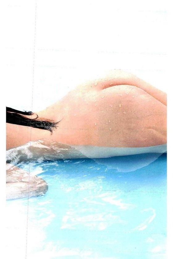 伊藤ゆみ フライデー袋とじの手ブラセミヌードグラビア 画像26枚 12