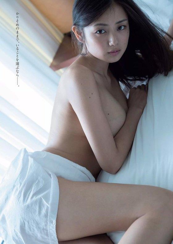 片山萌美 写真集人魚のGカップ手ブラ最新先行グラビア 画像21枚 7