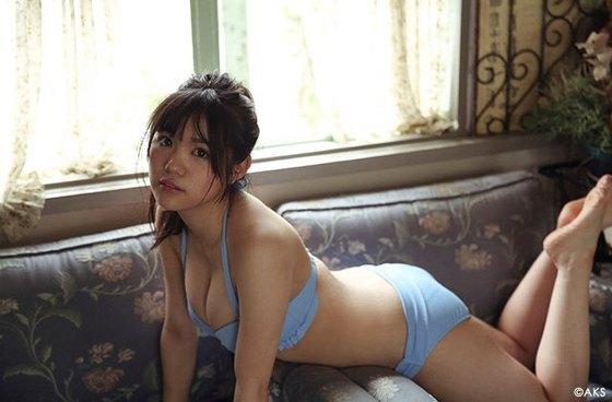 田中優香 ヤングチャンピオンのGカップ爆乳水着グラビア 画像24枚 24