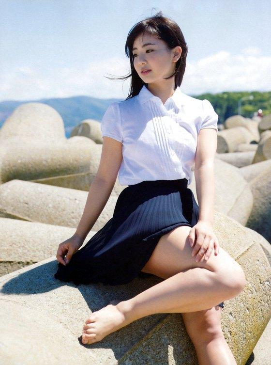 平嶋夏海 フライデー袋とじの写真集ナツコイ先行セミヌード 画像41枚 3