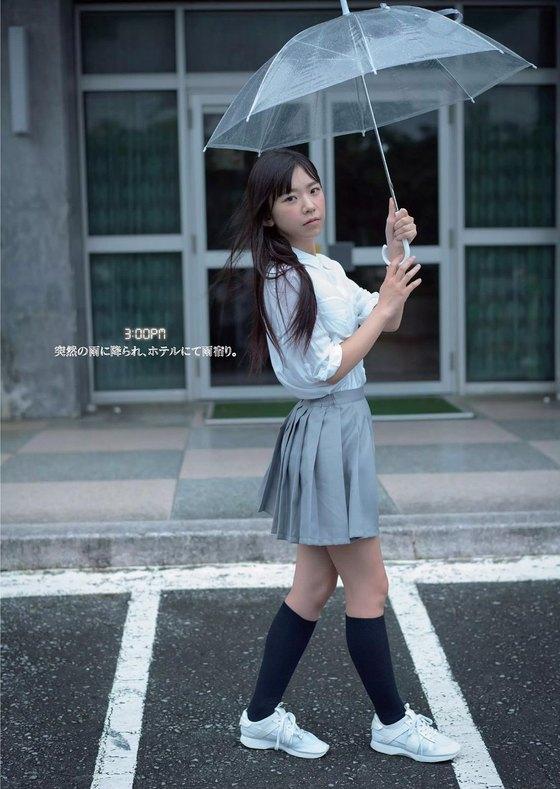 長澤茉里奈 ヤングガンガンの最新Fカップ巨乳グラビア 画像31枚 15