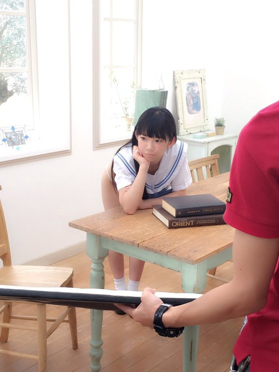 長澤茉里奈 ヤングガンガンの最新Fカップ巨乳グラビア 画像31枚 9