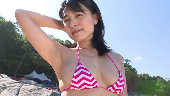 川村ゆきえ 裸足の季節のEカップハミ乳&食い込みキャプ 画像30枚 29
