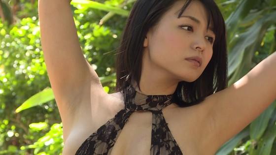 川村ゆきえ 裸足の季節のEカップハミ乳&食い込みキャプ 画像30枚 6