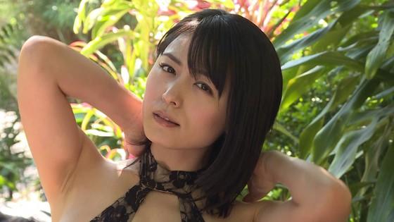 川村ゆきえ 裸足の季節のEカップハミ乳&食い込みキャプ 画像30枚 7