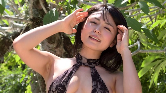 川村ゆきえ 裸足の季節のEカップハミ乳&食い込みキャプ 画像30枚 8