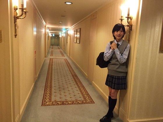 須藤凛々花 EX大衆の水着姿Cカップ谷間グラビア 画像30枚 6