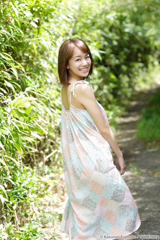黒田真由香 元ピチレモン専属モデルのヤンジャン水着グラビア 画像19枚 7
