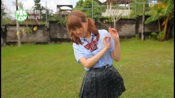 倉田夏希 DVD Lovely DaysのHカップ爆乳ハミ乳キャプ 画像46枚 28
