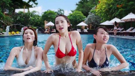 都丸紗也華 ヤンマガの写真集先行Fカップ水着グラビア 画像26枚 5