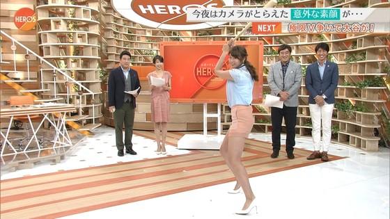 稲村亜美 ショートパンツ姿のむっちり太ももキャプ 画像30枚 12