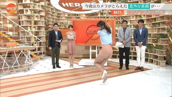 稲村亜美 ショートパンツ姿のむっちり太ももキャプ 画像30枚 13