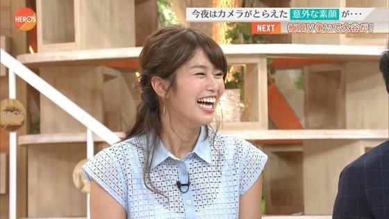 稲村亜美 ショートパンツ姿のむっちり太ももキャプ 画像30枚 21