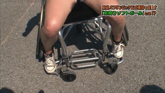 稲村亜美 ショートパンツ姿のむっちり太ももキャプ 画像30枚 6