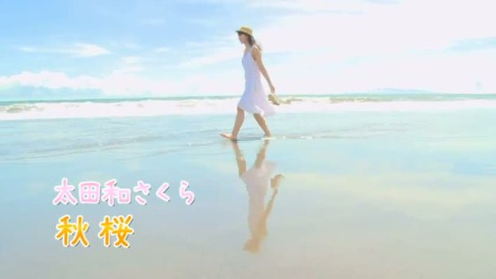 太田和さくら DVD秋桜のEカップ谷間&ハミ乳キャプ 画像47枚 2