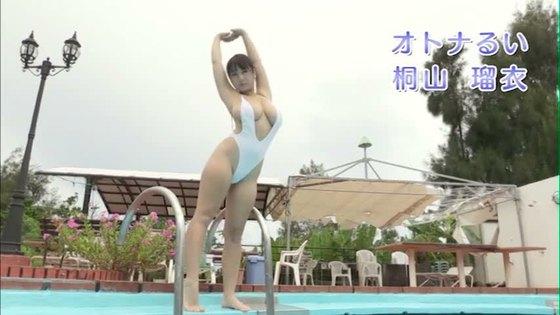 桐山瑠衣 オトナるいのJカップ爆乳&巨尻キャプ 画像37枚 11