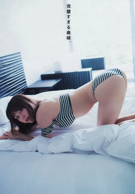 大川藍 ヤングマガジンの写真集iamai先行グラビア 画像24枚 15