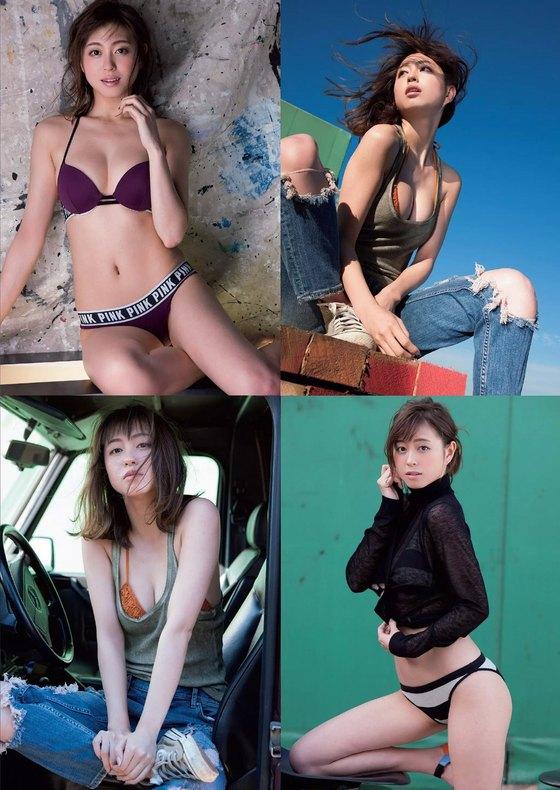 大川藍 ヤングマガジンの写真集iamai先行グラビア 画像24枚 18