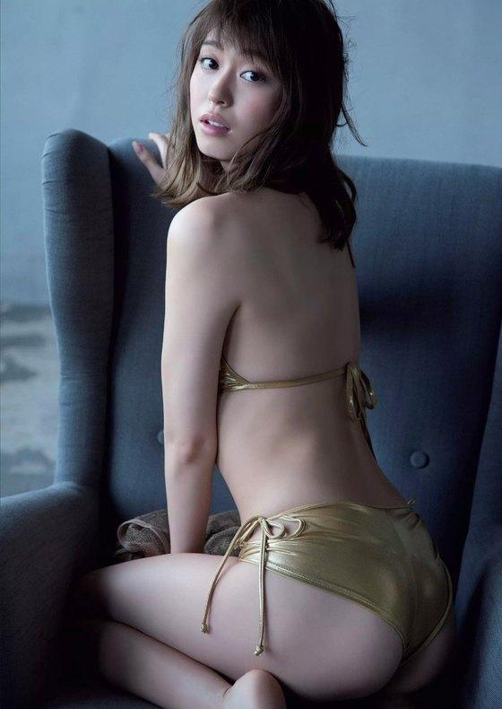 大川藍 ヤングマガジンの写真集iamai先行グラビア 画像24枚 23