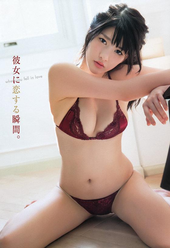 神谷えりな DVD甘神様のソフマップ販促Gカップ爆乳 画像31枚 20