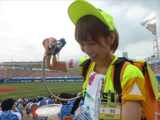 するがほのか No.1ビール売り子の自画撮り&グラビア比較 画像20枚 1
