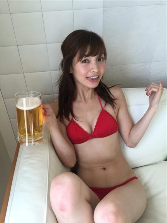 するがほのか No.1ビール売り子の自画撮り&グラビア比較 画像20枚 8