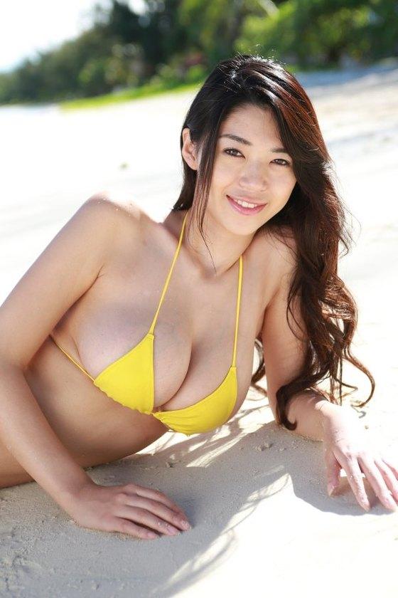三浦はづき ミルキー・グラマーのGカップ爆乳キャプ 画像58枚 3