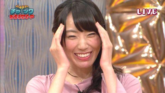 松井咲子 チャックおろさせて~やの下ネタ赤面キャプ 画像40枚 22