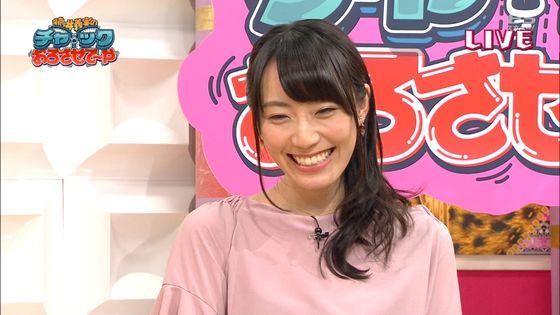 松井咲子 チャックおろさせて~やの下ネタ赤面キャプ 画像40枚 2