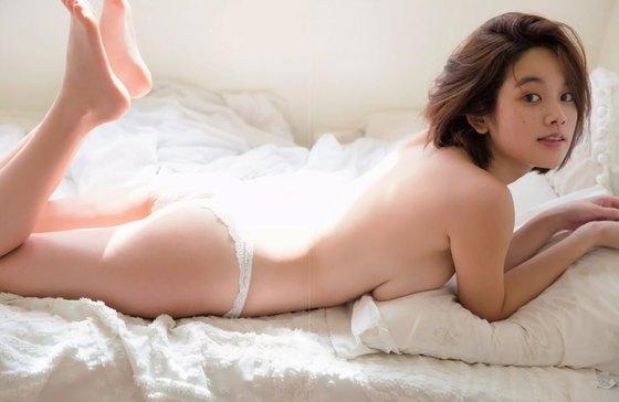 筧美和子 写真集先行Hカップ手ブラセミヌードグラビア 画像29枚 1