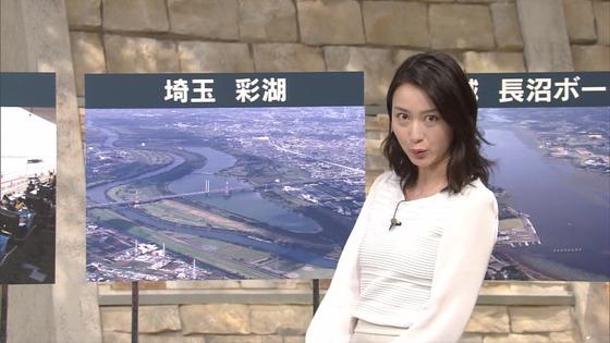 小川彩佳 Dカップ着衣おっぱいが素敵な報ステキャプ 画像28枚 12