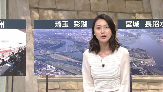 小川彩佳 Dカップ着衣おっぱいが素敵な報ステキャプ 画像28枚 13
