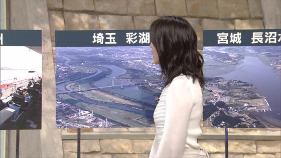 小川彩佳 Dカップ着衣おっぱいが素敵な報ステキャプ 画像28枚 14