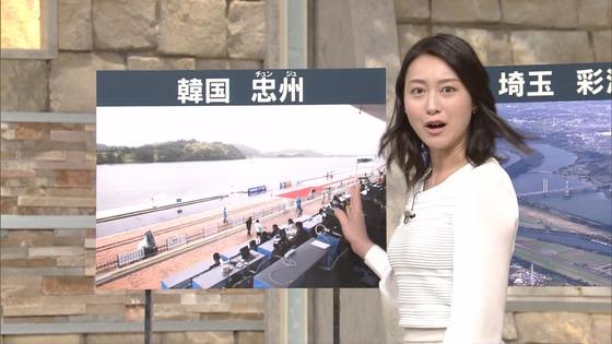 小川彩佳 Dカップ着衣おっぱいが素敵な報ステキャプ 画像28枚 15