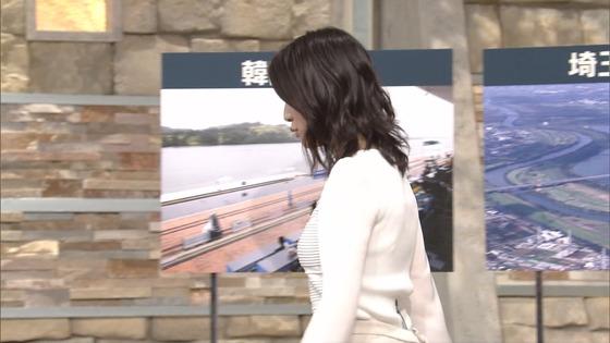 小川彩佳 Dカップ着衣おっぱいが素敵な報ステキャプ 画像28枚 18