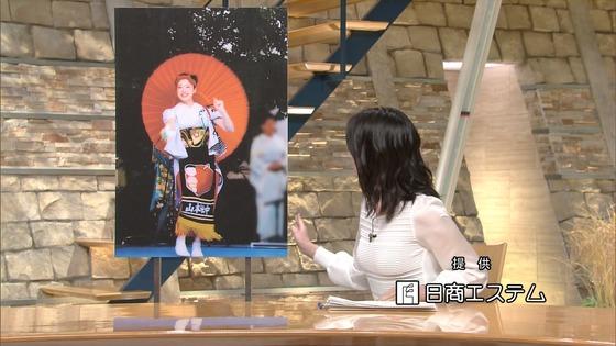 小川彩佳 Dカップ着衣おっぱいが素敵な報ステキャプ 画像28枚 22
