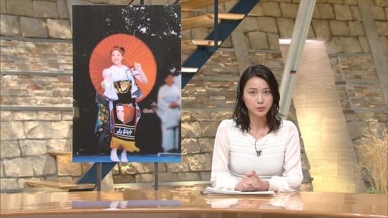 小川彩佳 Dカップ着衣おっぱいが素敵な報ステキャプ 画像28枚 24