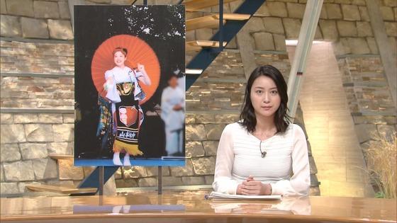 小川彩佳 Dカップ着衣おっぱいが素敵な報ステキャプ 画像28枚 25